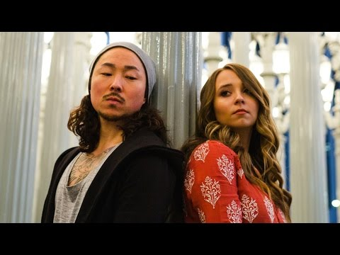 Rockabye - Clean Bandit - Cover By Ali Brustofski & Lawrence Park - Acoustic (Music Video)
