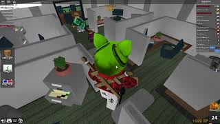 HawkofIron811: Murder Mystery with BigBst4tz2 (the best!) ROBLOX episode 10