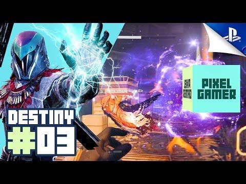 DESTINY - The Taken King | 03 La Oscuridad Interior | Español | Guía - Gameplay | PS4