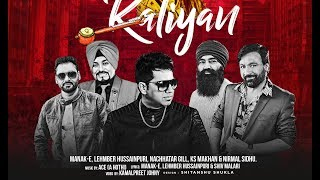 Kaliyan  Manak-E Lehmber Nachhatar Gill KS Makhan  Nirmal Sidhu