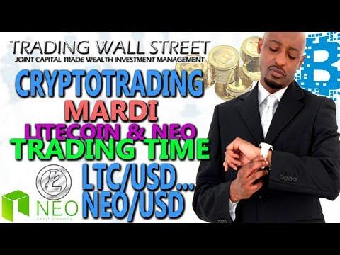 #Litecoin #Neo #Tron #trading (mardi 16 janvier 2018) #cryptotrading