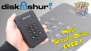iStorage diskAshur 2 : Hardware Encrypted Portable USB Drive with PIN : REVIEW