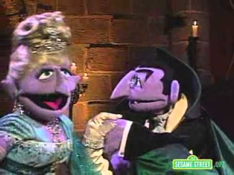 Count Von Count I Could Have Counted All Night K Pop