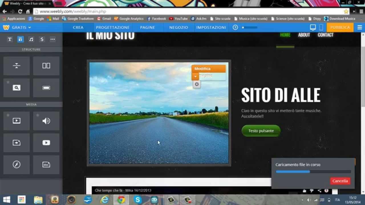 Come creare un sito internet? Crea un sito gratis - Webnode
