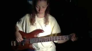 xtc ballet for a rainy day bass cover take 2