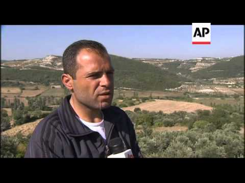 Refugee and deserter recount Syrian army abuse of civilians