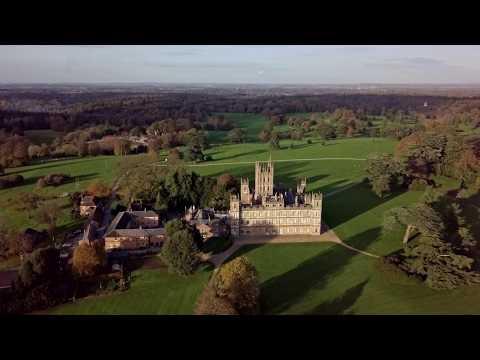 Highclere Castle - Dji Mavic Pro