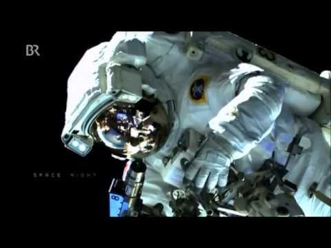 Space Night - How to become an Astronaut