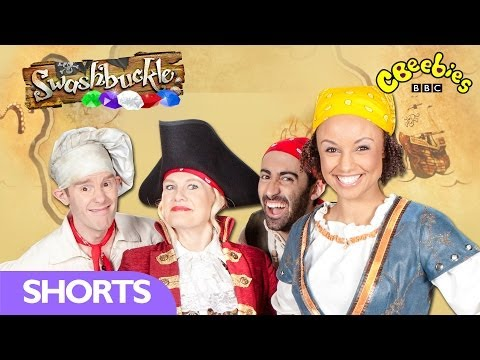 CBeebies: Swashbuckle - Captain's mirror has disappeared