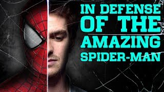 In Defense of Andrew Garfield's Spider-Man