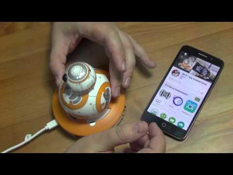 Робот BB-8 из Star Wars. Распаковка