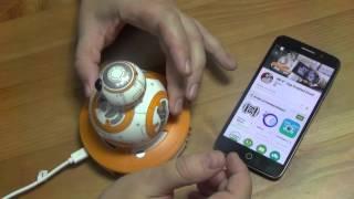 Робот BB-8 из Star Wars. Распаковка(Робот из фильма