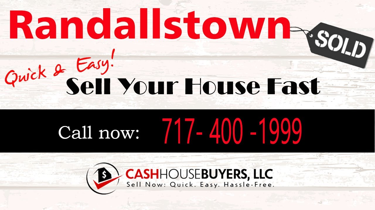 HOW IT WORKS We Buy Houses Randallstown MD | CALL 717 400 1999 | Sell Your House Fast Randallstown
