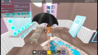 Q in A and bedroom tour in Roblox! :D