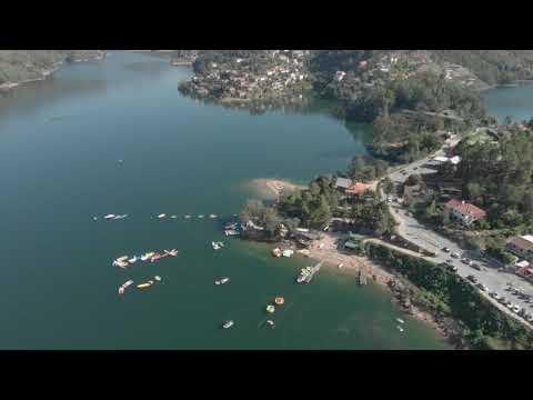 Rio Caldo - Gerês - Portugal - Vídeo 4 - 23-09-2018