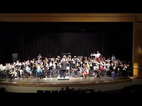 Indiana Bandmasters' Association Southeast Regional Honor Band, 2016