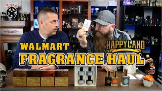 FRAGRANCE HAUL (FIRST IMPRESSIONS) HAPPYLAND STUDIO, DISTILLERY SERIES, NOSTALGIA MEN'S COLLECTION