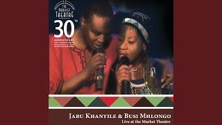 Ntandane (Live At The Market Theater, Johannesburg / 2006)