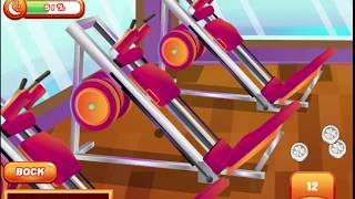 PRO GYM - LEVEL 1-5 GAME WALKTHROUGH