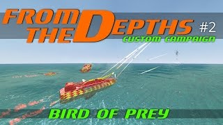 From The Depths Custom Campaign Let
