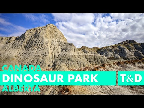 Dinosaur Provincial Park - Alberta - Canada - Travel And Discover