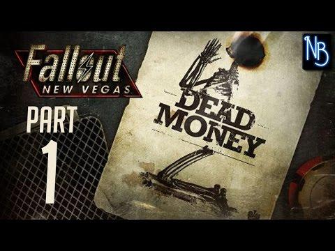 Fallout New Vegas (Dead Money) Walkthrough Part 1 No Commentary