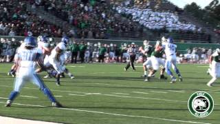 EMU Makes it Six Wins by Beating Buffalo, 30-17