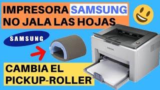 Impresora Samsung ML2240 no ja…