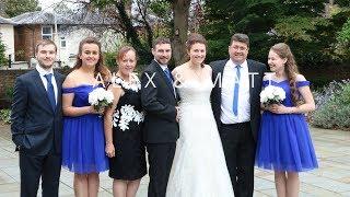 Alexandra and Matthew - 07.10.17 Wedding Highlights