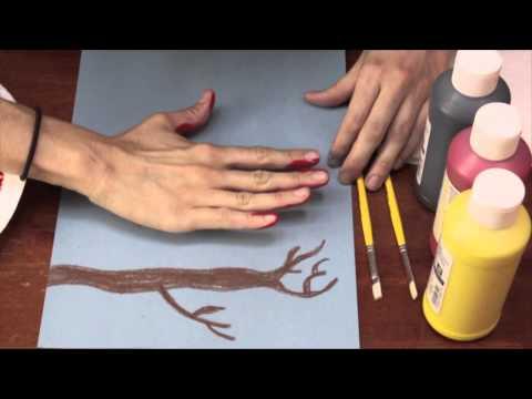 Red Bird Preschool Crafts : Crafts for Kids