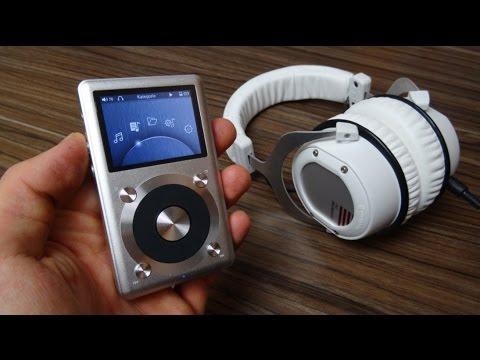 FiiO X1 High Fidelity Mp3 Player REVIEW !