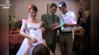 #191   Жених с невестой рисуют друг друга.