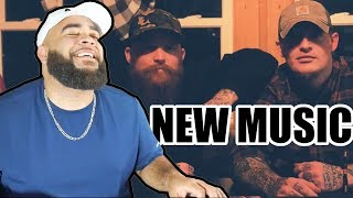 "{{ REACTION }} Upchurch & Adam Calhoun "" back N' forth"" ( AUDIO)"