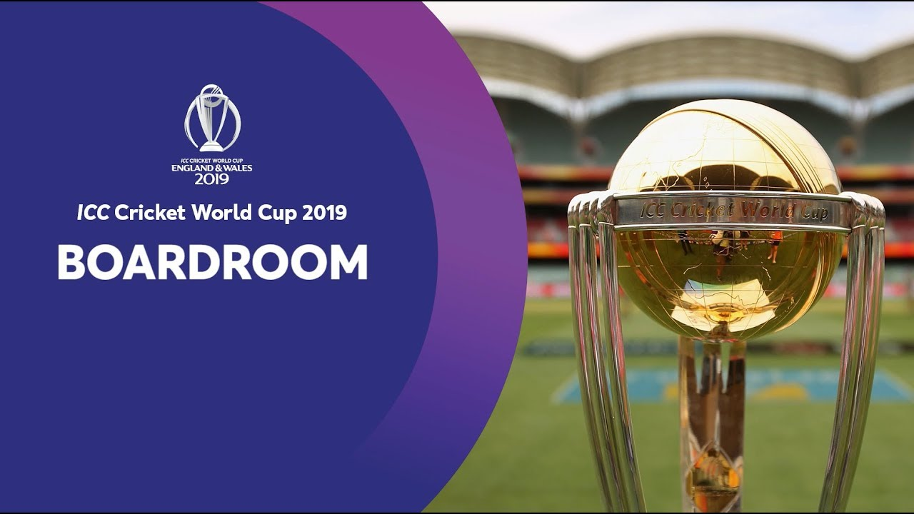 ICC Cricket World Cup 2019: Boardroom Hospitality