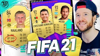 WHAT?!?! MY REACTION TO FIFA 21 TOP 100 PLAYER RATINGS! FT Ronaldo & Messi - FIFA 21 Ultimate Team