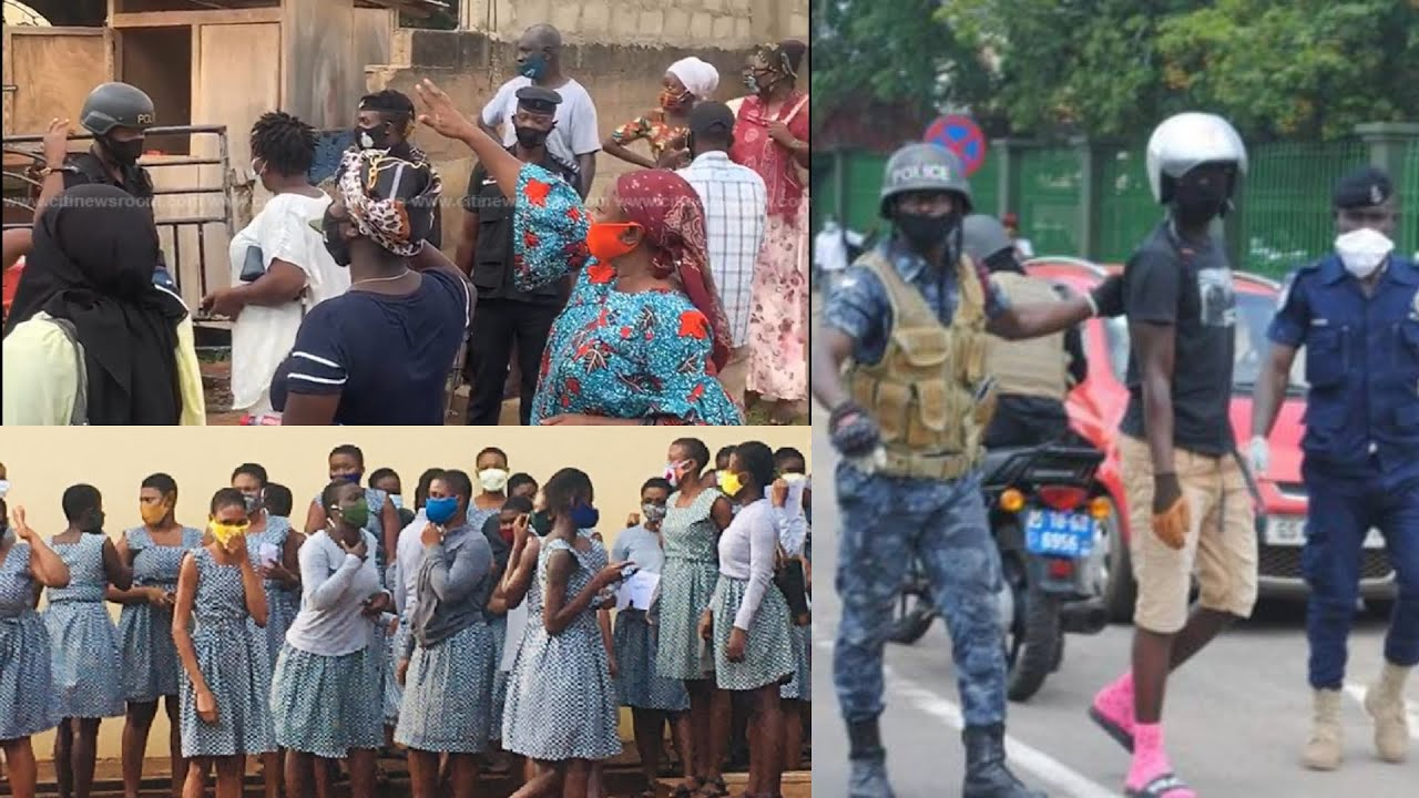 Cha0s at Accra Girls SHS after Students Test Positive for C0r0na...