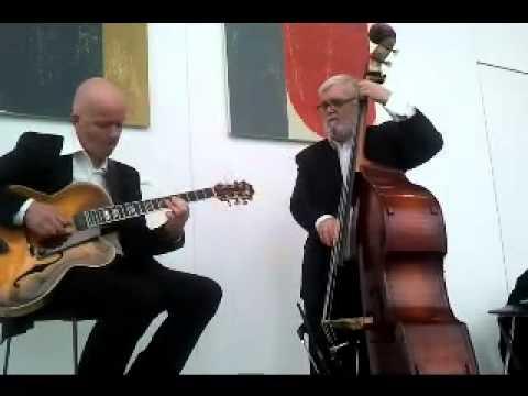 Eamonn Moran and Dave Fleming: White Christmas