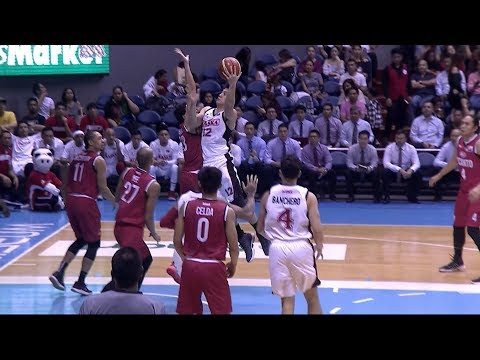Jeron Teng Highlights | PBA Philippine Cup 2018