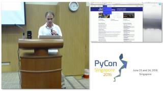 Lightning Talk: Software Carpentry - PyConSG 2016