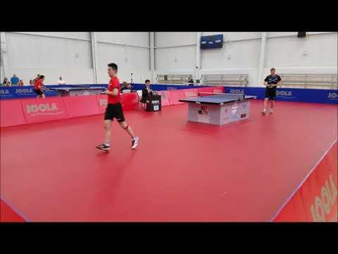 Ye Tian (2603) vs Martin Jezo (2532) - Division 1 Final