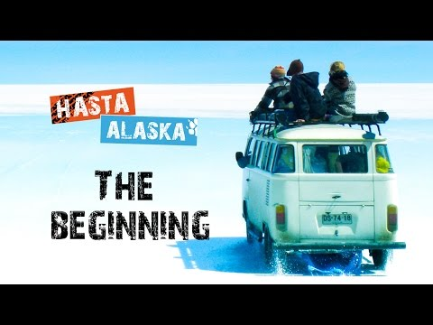 Hasta Alaska - Making a house in a VW Bus - Chile, Argentina, Bolivia - S01E01
