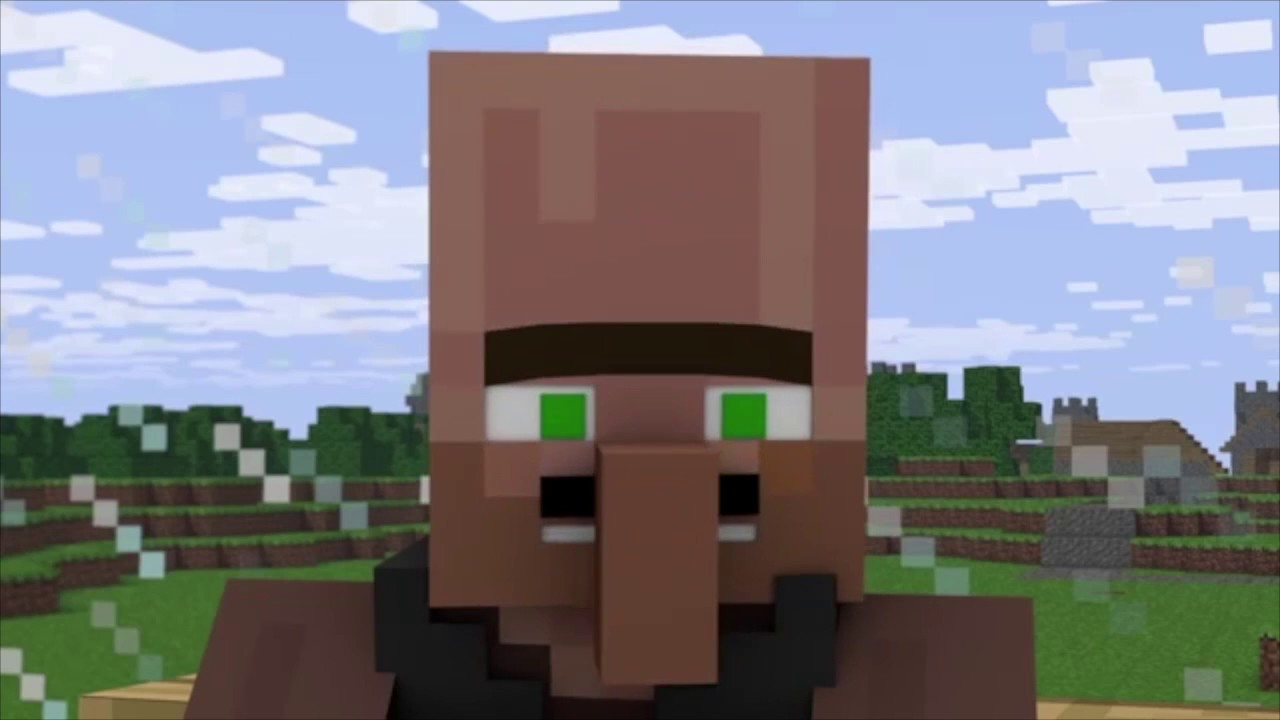 YTP) News Villager makes poor propaganda and abuses themselves