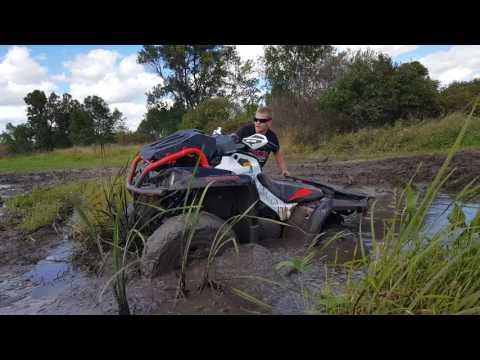 Canam Outlander L 570 Xmr In Deep