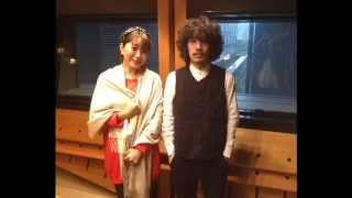 2014.11.19放送、TOKYO FM「坂本美雨のディアフレンズ」 清竜人ゲスト出...