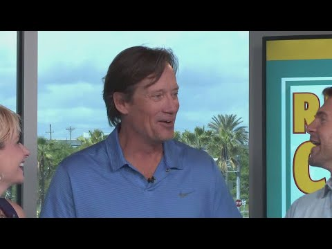 Kevin Sorbo Guest Hosts River City Live