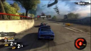 Motorstorm: Apocalypse - Online Match (Full Game)