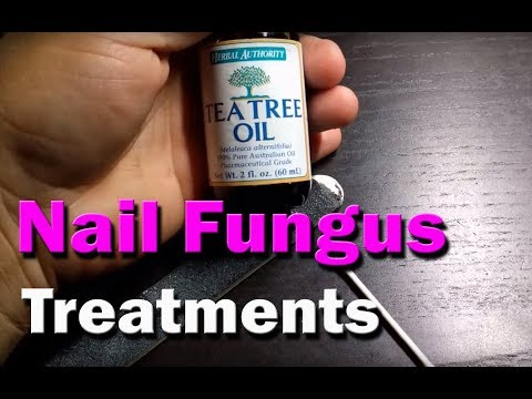 Nail Fungus Treatments