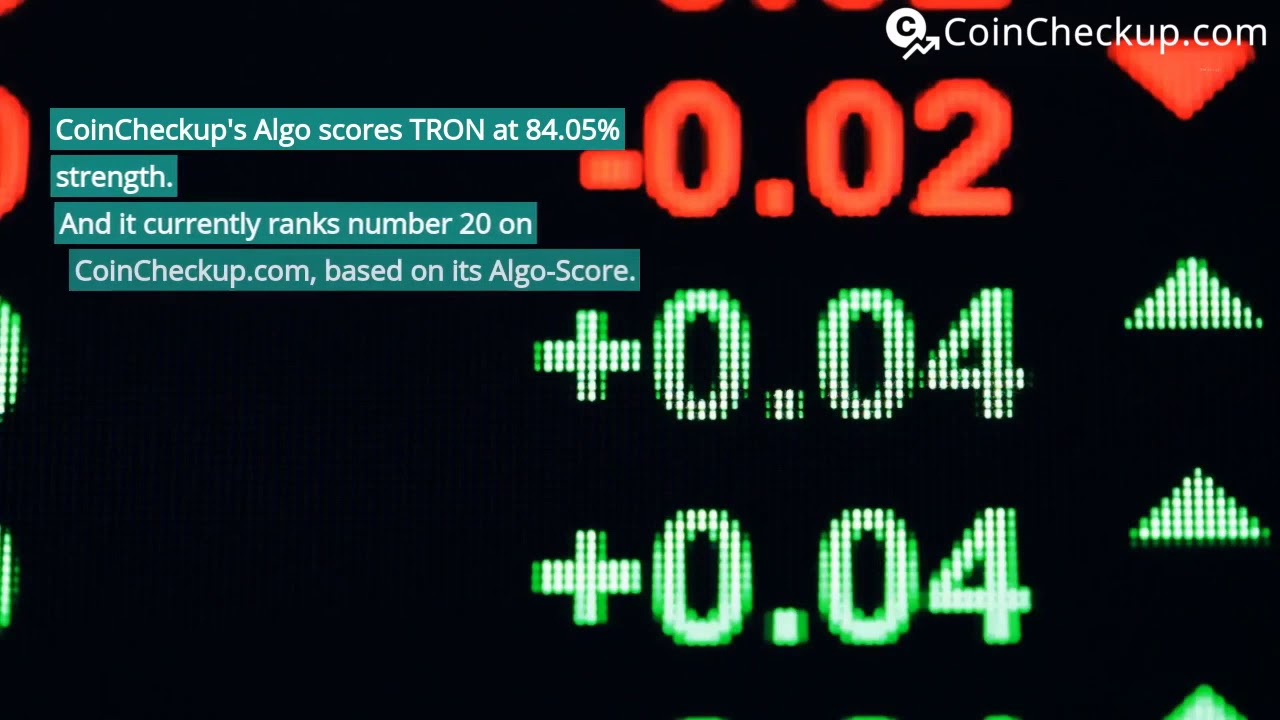 tron daily price update - 1280×720