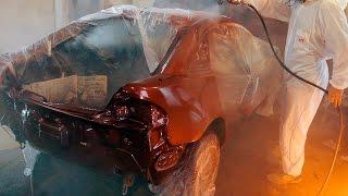 AutoCheck #2: Кузовной ремонт Mazda 323F [РАЦИЯ БАРАНОВИЧИ]
