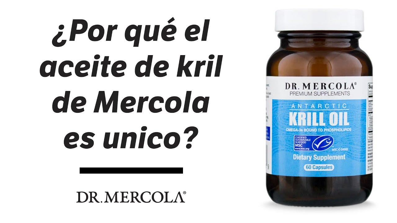 aceite de krill dr mercola